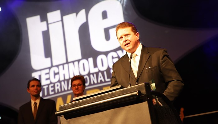 Test World Wins Tire Industry Supplier of the Year Award for Second Time