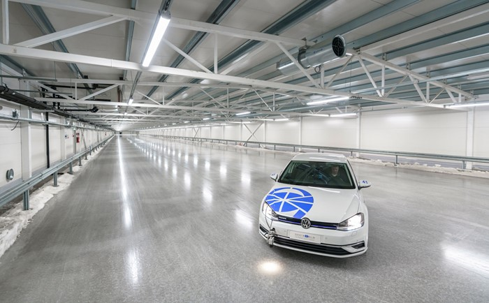 Test World Converts Indoor Facility to Meet Demand for Ice Testing